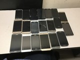 20 Samsung Cellphones Possibly Locked, some damage, unknown activation status
