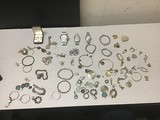 Jewelry Bracelets, watches, earrings, charms
