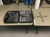 Tool set, 18 inch breaker bars