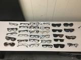 Optical glasses, sunglasses