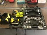 Tools, tools bag, air tool