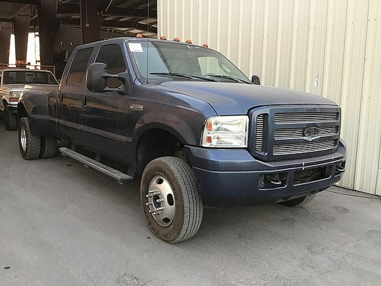 2006 FORD F250 LARIAT SUPER DUTY 4X4