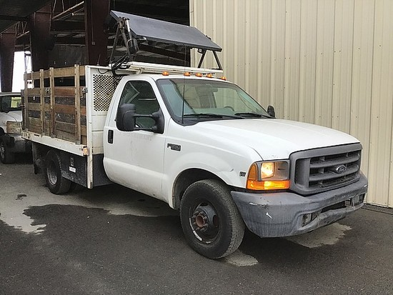 1999 FORD F350 SUPER DUTY