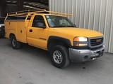 2006 GMC SIERRA 2500 HD
