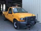 2001 FORD F150 XL SUPER DUTY