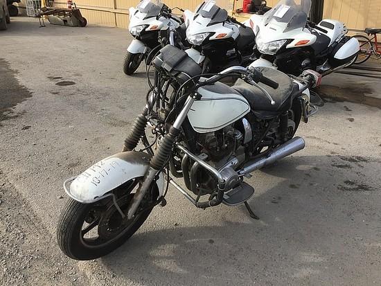1990 KAWASAKI MOTORCYCLE