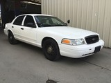 2011 FORD CROWN VICTORIA