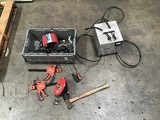 Misc tools with 36 volt charger