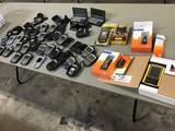 Cell phones , trimble nomad , accessories