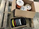 Box of cables, filament wire