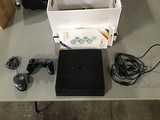PlayStation with controller and mouse