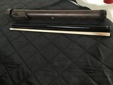 Pool cue with case Brunswick