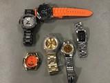 6 watches