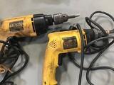 Dewalt hammer drill, DeWalt drywall screw driver