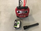 Tire inflator, power source , lamp