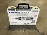Dremel 8220 cordless 12v rotary tool kit