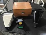 Nikon Polaroid film attachment with microscope Polaroid attachment