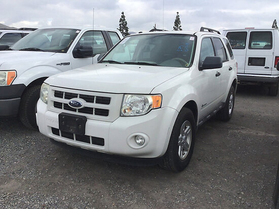 2009 Ford Escape Hybrid 4-Door Sport Utility Vehicle