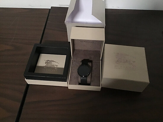 Burberry watch (New/used  New/used , authenticity unknown