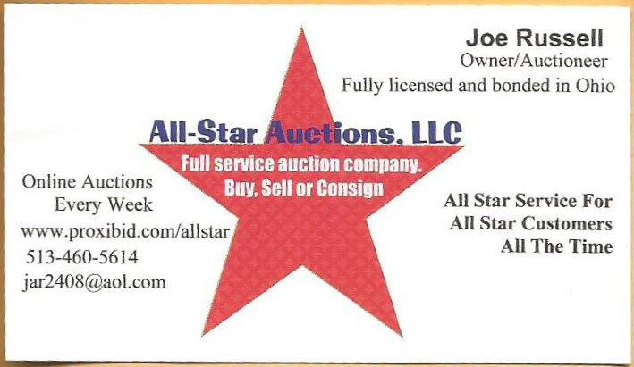 All-Star Auctions LLC