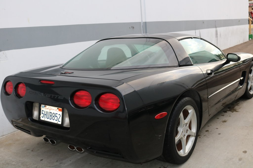 2004 LS1 Chevy Corvette