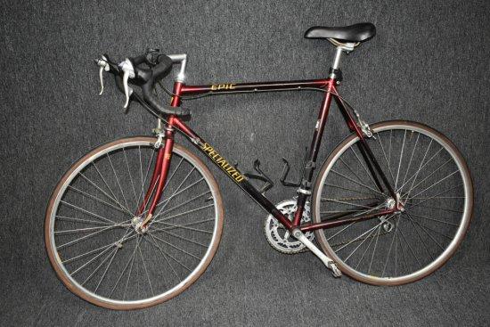 Specialized Epic Carbon Fiber Road Bike
