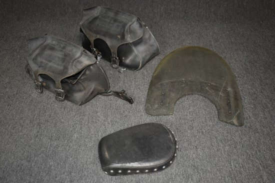 LOT of Yamaha Motorcycle Parts