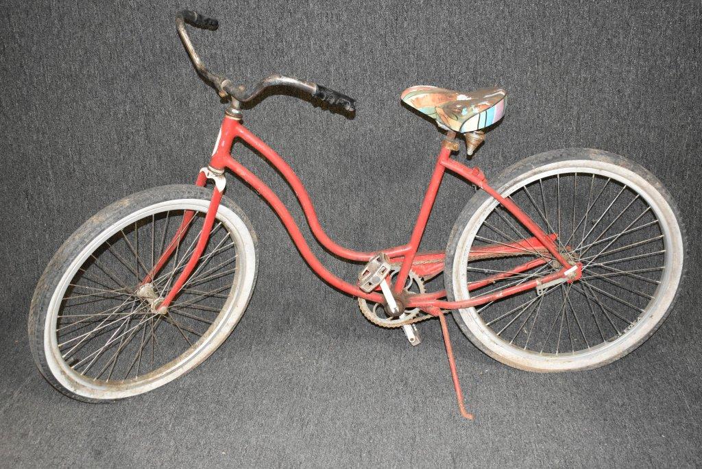 Vintage Schwinn Womens Bike