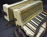 Vintage Accordion With Case
