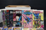Box Full of Comic Books