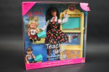 Teacher Barbie Doll Set
