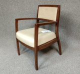 Modern Wood Arm Chair / Guest Chair