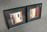 2 Framed Art Prints