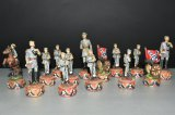 Collection of Civil War Miniatures