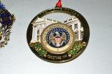 3 Presidential Christmas Ornaments