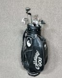 Callaway Golf Club Set And Bag