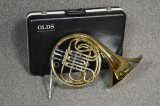 French Horn With Carrying Case