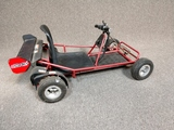 Solar Powered Electric Go-Kart