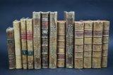13 Antique Books