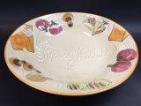 Vintage 1972 Spaghetti Bowl