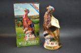 Collectible Vintage Wild Turkey Bottle