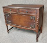 Antique Buffet Server