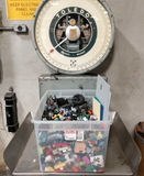 31 Pounds Of Lego's