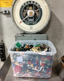 32 Pounds Of Lego's