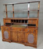Antique Secretary Hutch