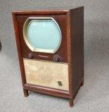 Mid Century Motorola Console TV
