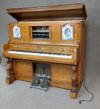 Universal LA Piano Company Player Piano