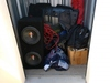 Contents Of 4ftX4ft X 8ft Tall Storage Unit 22/T3