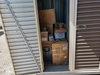 Contents Of 4ftX4ft X 8ft Tall Storage Unit  23/B1