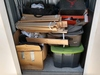 Contents Of 4ftX4ft X 8ft Tall Storage Unit 50/B2